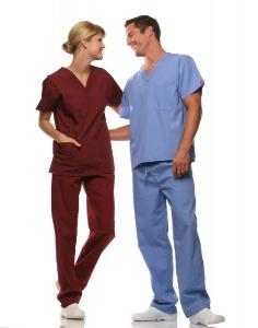 Đồng phục y tá 04